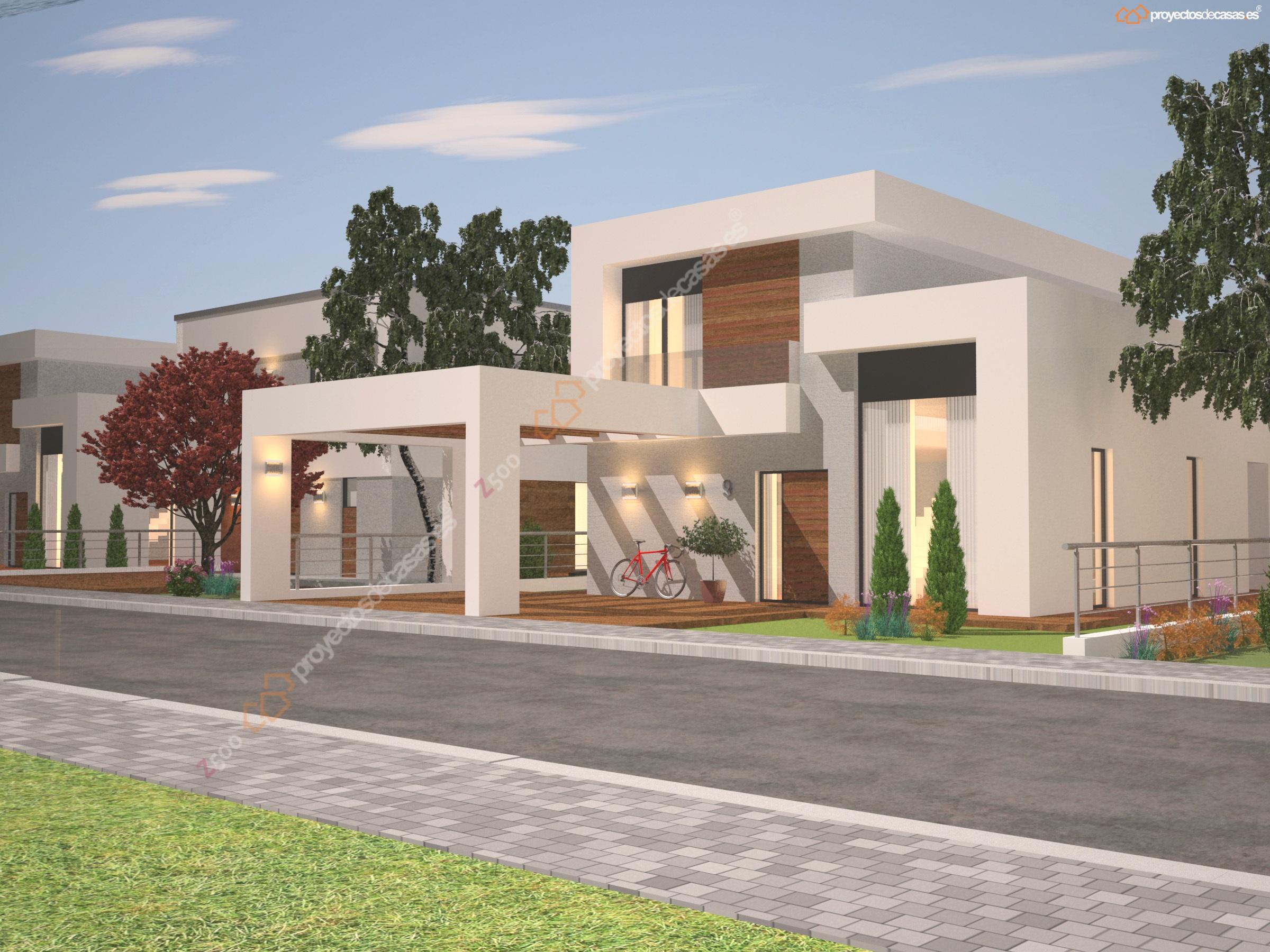 Obras proyectosdecasas dise amos y construimos casas for Diseno casas unifamiliares