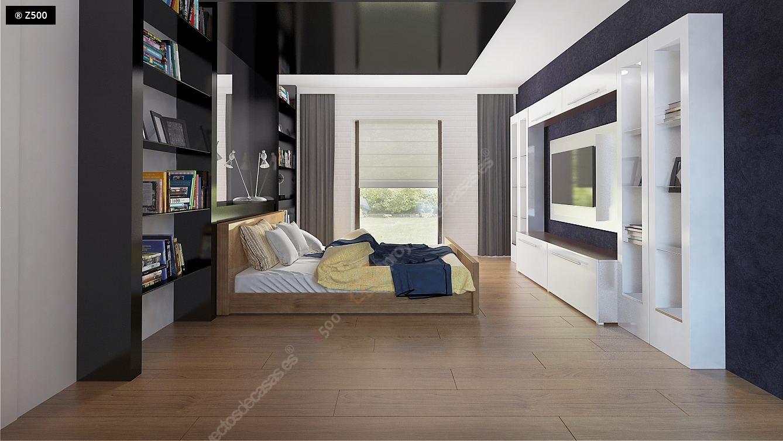 Proyectos De Casas Casa Moderna De 1 Planta