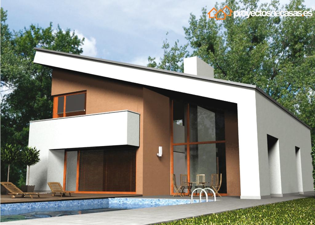 Descubre casa unifamiliar moderna casa lux - Constructoras tenerife ...