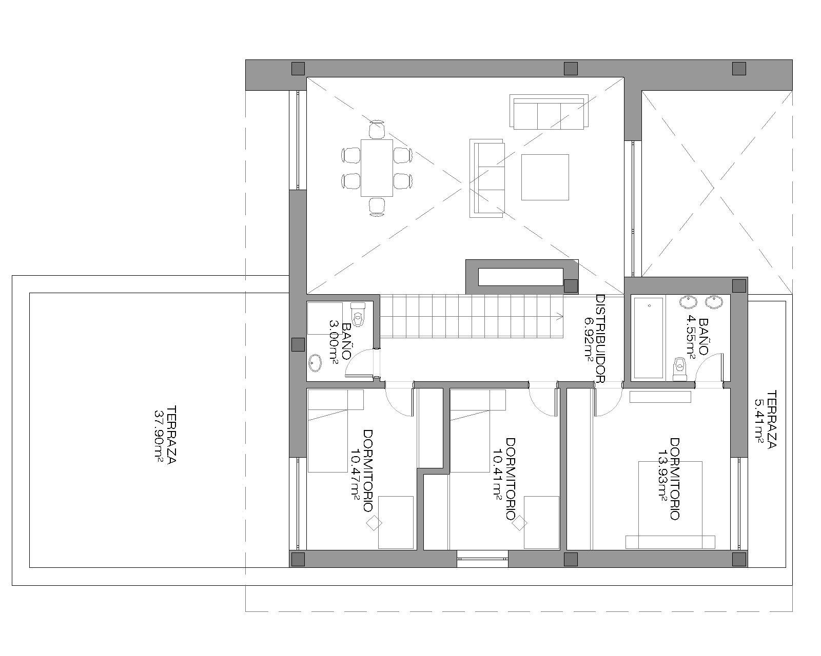 Descubre Casa unifamiliar moderna CASA LUX - ProyectosDeCasas ...