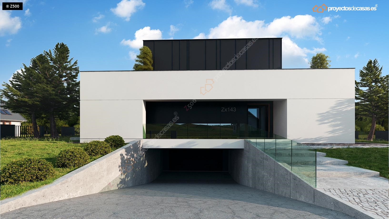 Proyectos de casas original casa loja proyectosdecasas for Oggettistica moderna per la casa