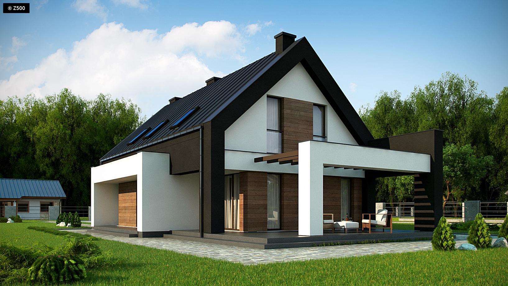 Proyectosdecasas dise amos y construimos casas en toda for Los mejores techos de casas