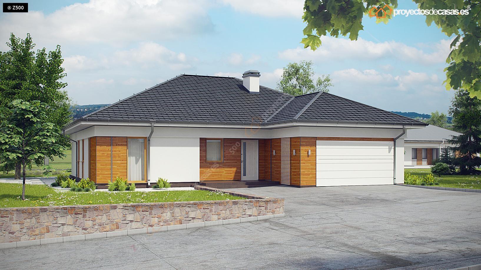 Proyectos de casas casa tradicional proyectosdecasas for Casa de planta baja