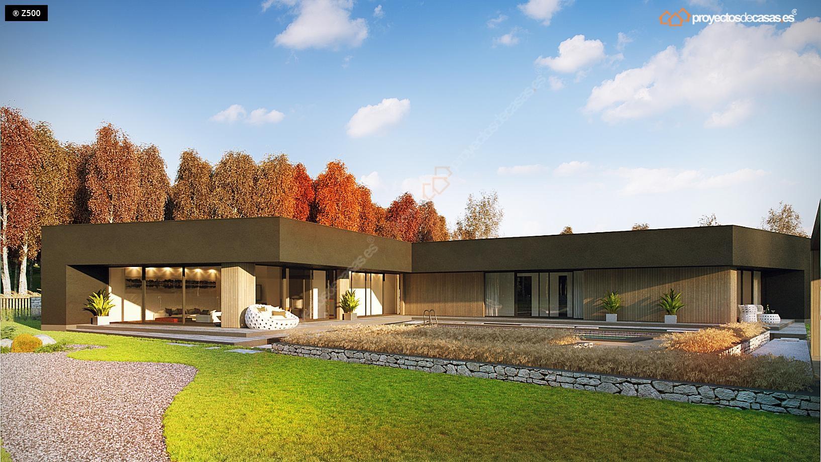 proyectos de casas casa minimalista diseamos y construimos casas en toda espaa