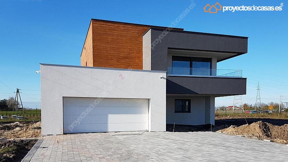 Proyectosdecasas dise amos y construimos casas en toda for Construcciones minimalistas