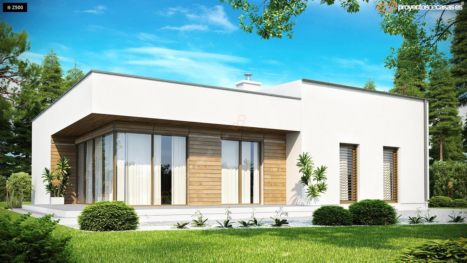 Proyectosdecasas dise amos y construimos casas en toda Casas modernas americanas