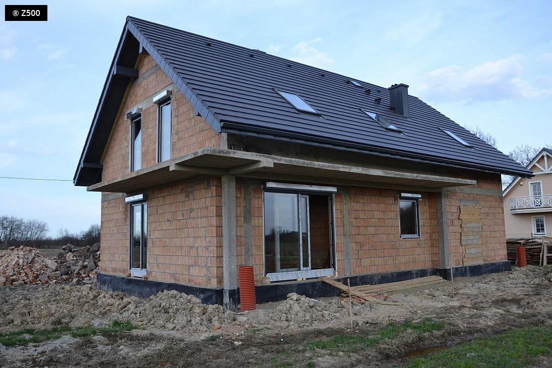 Casa talavera en construcci n obras proyectosdecasas for Construccion de casas bioclimaticas