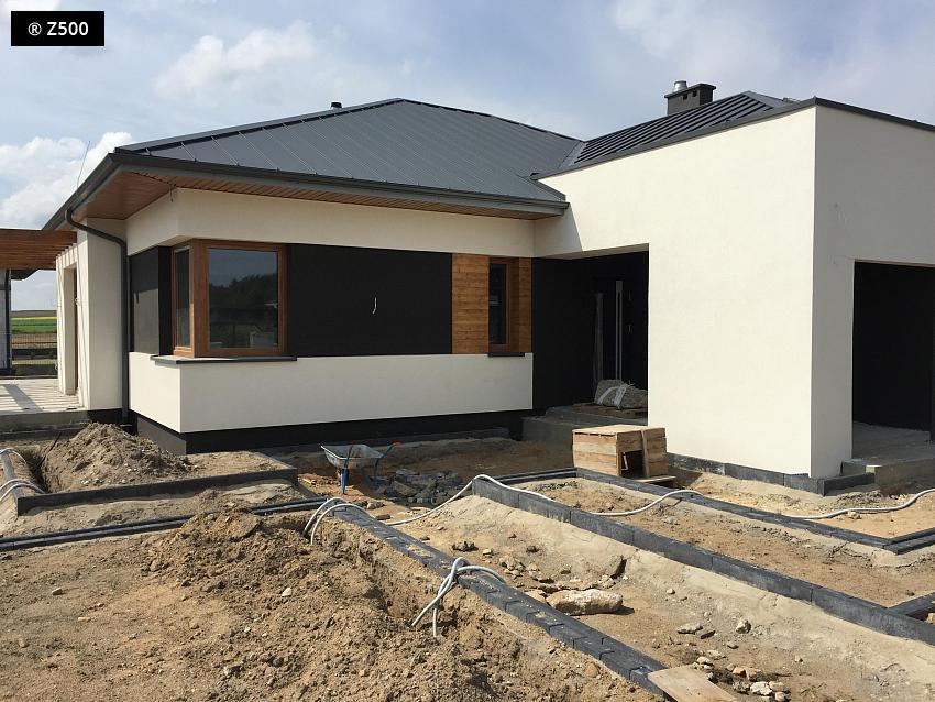 Casa rubi en construcci n obras proyectosdecasas for Cubiertas minimalistas
