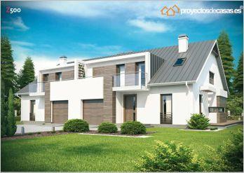 Empresas constructoras de casa gij n estilo pareados for Constructoras de viviendas