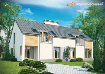 Empresas constructoras de casa sanabria estilo pareados - Constructoras albacete ...