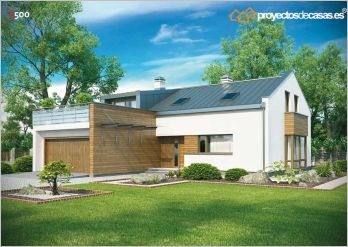 Proyectos de casas casa r stica proyectosdecasas dise amos y construimos casas en toda espa a - Constructoras tenerife ...