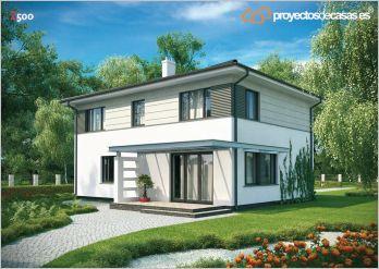 Proyectos de casas casatradicional proyectosdecasas - Constructoras albacete ...