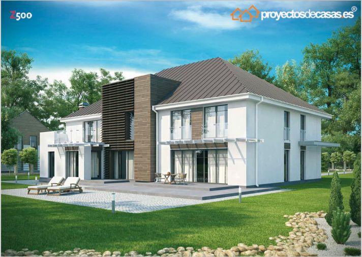 Empresas constructoras de casa espuna estilo for Constructoras de casas