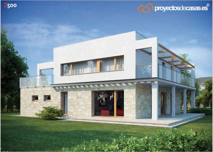 Empresas constructoras de casa adra estilo contempor neo for Constructoras de casas