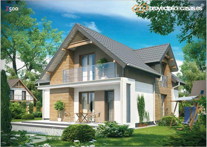 Empresas constructoras de casa febros estilo r stico for Constructoras de casas