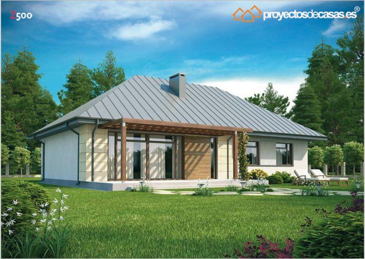 Empresas constructoras de casa sera estilo for Constructoras de viviendas