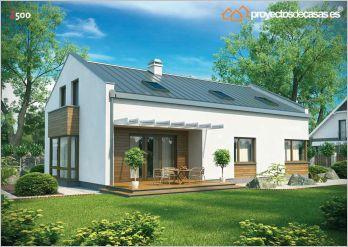 Proyectos de casas casa moderna proyectosdecasas dise amos y construimos casas en toda espa a - Constructoras tenerife ...