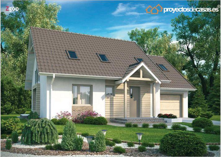 Empresas constructoras de casa coru a estilo com n for Constructoras de viviendas