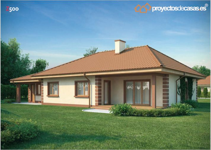 Empresas constructoras de casa matachel estilo com n - Empresas constructoras valencia ...