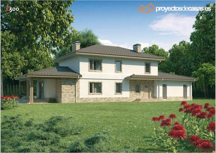 Empresas constructoras de casa alag n estilo r stico - Constructoras albacete ...