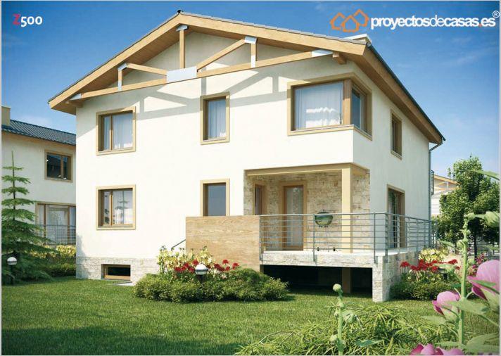 Empresas constructoras de casa covatilla estilo de for Constructoras de casas