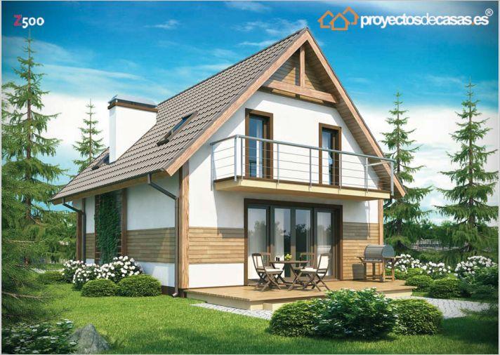 Empresas constructoras de casa esgueva estilo de madera for Constructoras de casas