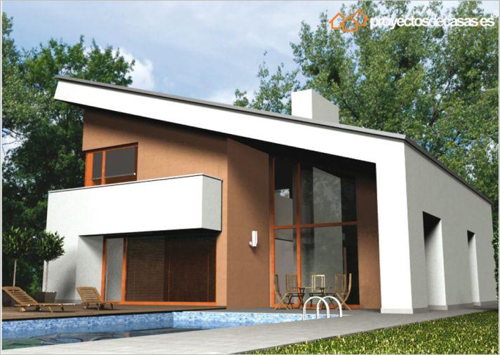Empresas constructoras de casa lux estilo contempor neo for Constructoras de viviendas