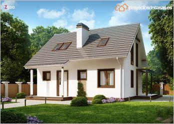 Proyectos de casas casa r stica proyectosdecasas - Constructoras en valladolid ...