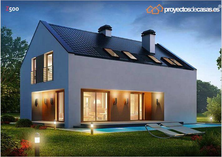 Empresas constructoras de casa m laga estilo contempor neo proyectos de casas la forma m s - Constructoras en burgos ...