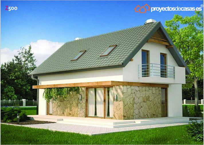 Empresas constructoras de casa linares estilo r stico for Constructoras de viviendas