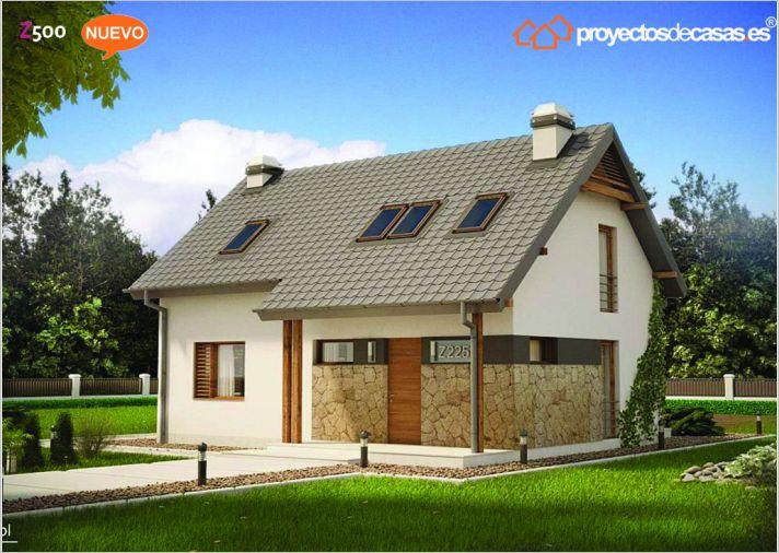 Empresas constructoras de casa linares estilo r stico for Constructoras de casas