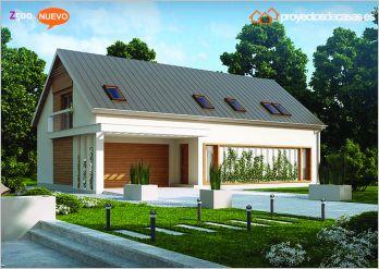 Proyectos de casas casa moderna proyectosdecasas - Constructoras albacete ...