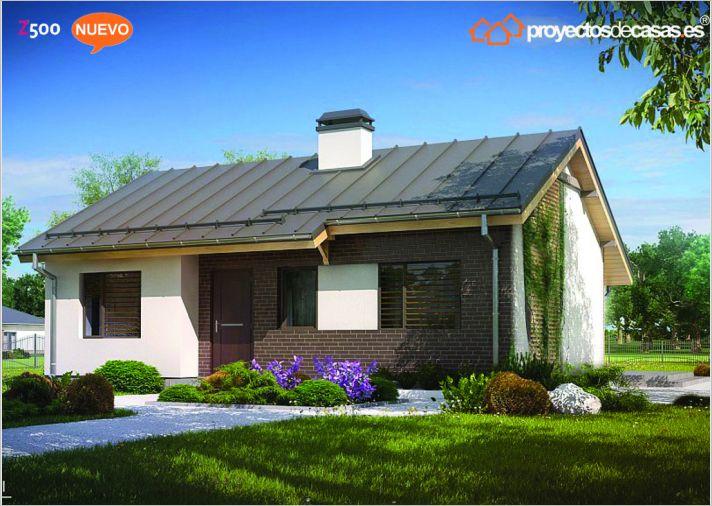 Proyectos de casas casa tradicional proyectosdecasas for Casas modernas granada