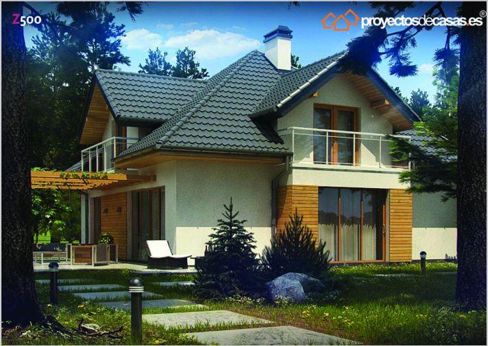Empresas constructoras de casa villalba estilo r stico for Constructoras de casas