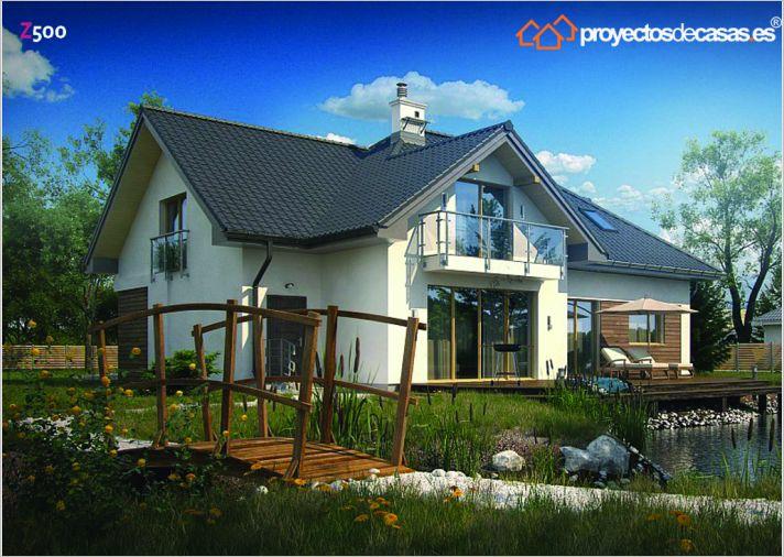 Empresas constructoras de casa ir n estilo r stico for Constructoras de viviendas