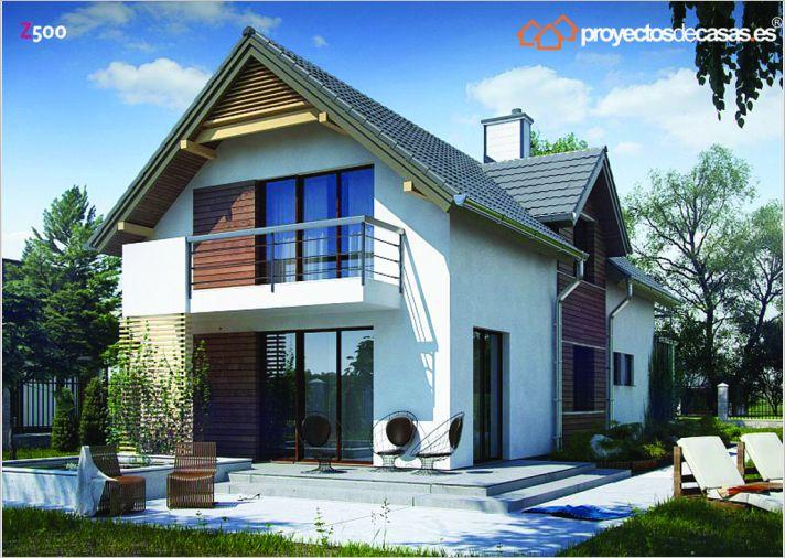 Proyectos realizados de casa alcorc n estilo com n proyectos de casas la forma m s - Casas en alcorcon ...