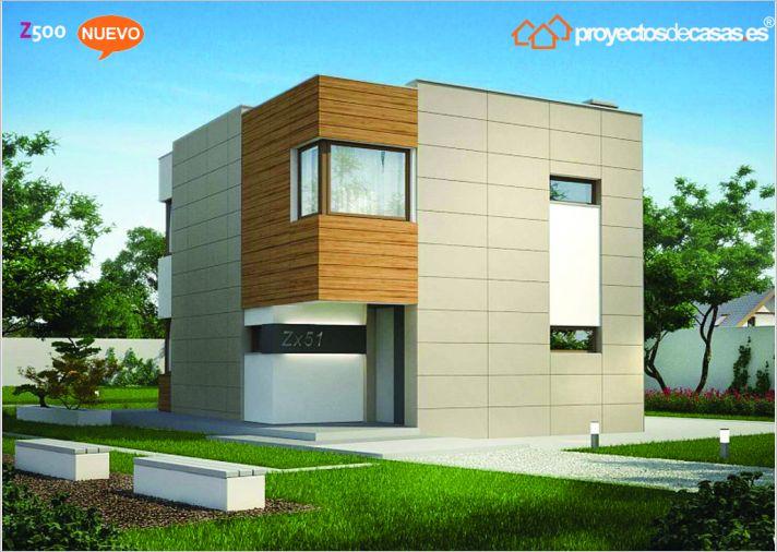 Empresas constructoras de casa pozuelo estilo - Proyecto casa unifamiliar ...