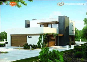Proyectos de casas la forma m s inteligente de conseguir for Viviendas unifamiliares modernas
