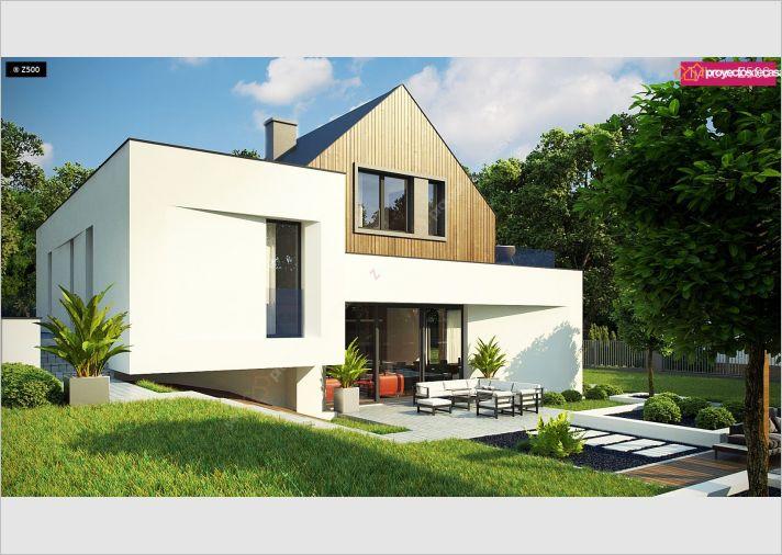 Proyectos de casas casa moderna con piscina for Proyectos casas minimalistas