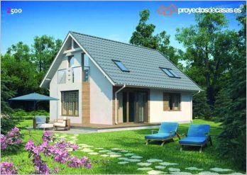 Empresas constructoras de casa j ndula estilo r stico - Constructoras albacete ...
