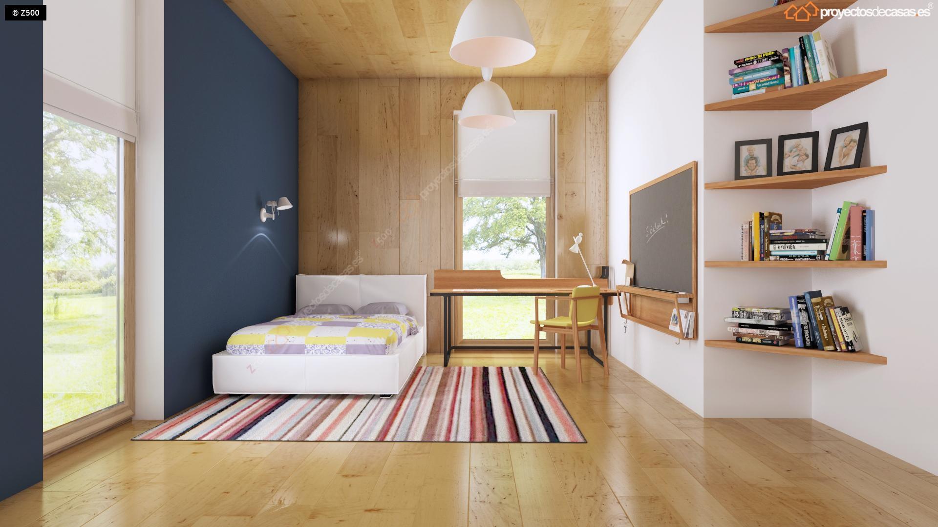 Proyectos de casas casa moderna proyectosdecasas - Constructoras murcia ...