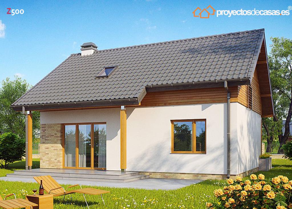 Proyectos de casas casa r stica proyectosdecasas dise amos y construimos casas en toda espa a - Casa rustica valencia ...