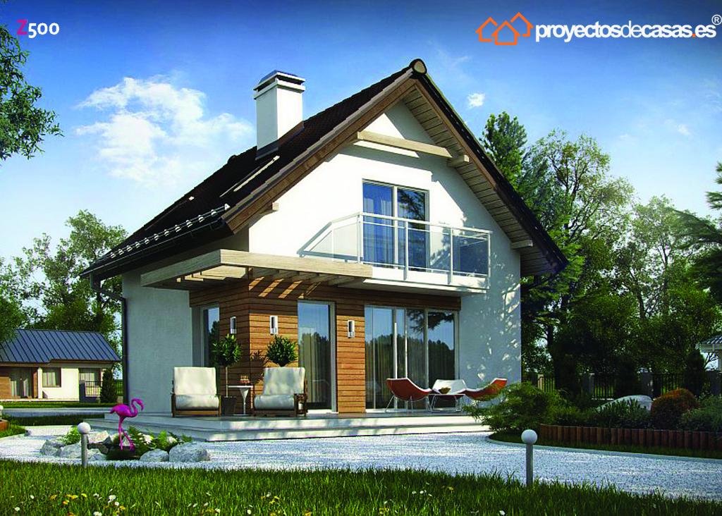 Proyectos de casas casa tradicional proyectosdecasas - Arquitectos ponferrada ...
