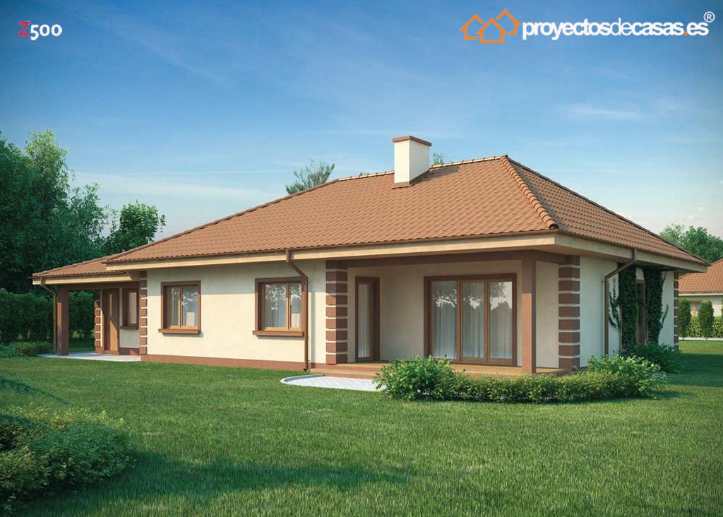 Proyectos de casas casa tradicional proyectosdecasas dise amos y construimos casas en toda - Casas prefabricadas valladolid ...
